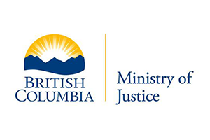 British Columbia Ministry of Justice Logo